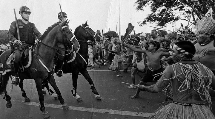 Reparação do povo indígena Krenak pelas violações sofridas na ditadura brasileira